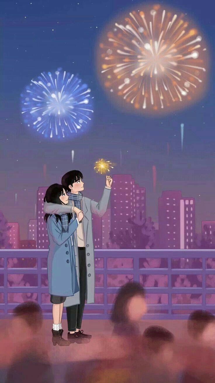 Wallpaper Pasangan Romantis
