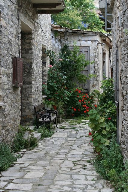 Little Village Backalley - Cyprus