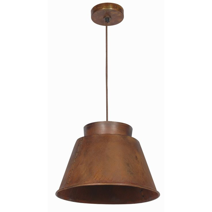 657 best outdoor pendant lighting images on pinterest outdoor kenroy home 92088rst metalsmith 1 light outdoor pendant in rust aloadofball Choice Image