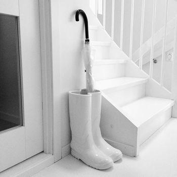 Vente de Vase / Porte-Parapluie Rainboots Seletti Design, Vases et Pots, Décoration - KonceptDesign