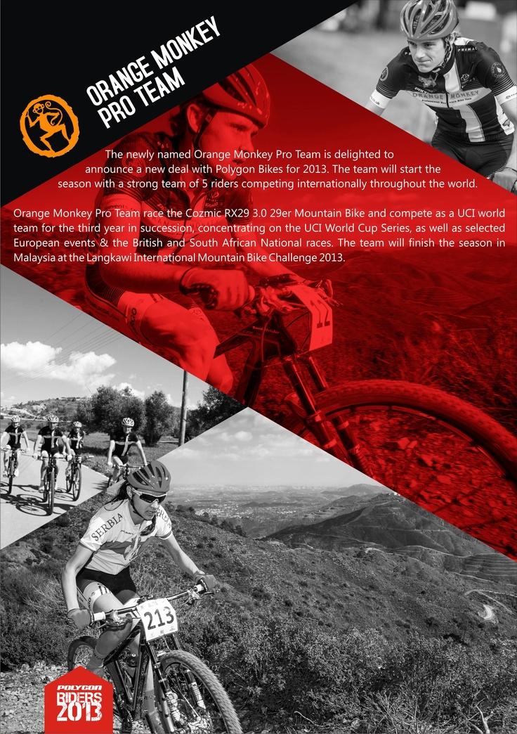 ORANGE MONKEY PRO TEAM, UCI WORLD TEAM
