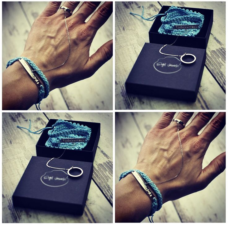 See our amazing #silver #bracering #fingerbracelet in sea blue ! Available on www.sigiljewels.com #fashion #streetfashion #boho #sigiljewels #WeBelieveinMagic