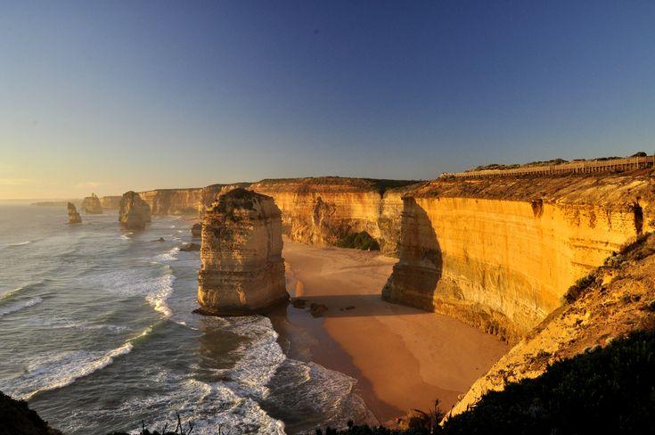Les 12 Apôtres : Falaise : Les 12 Apôtres (The Twelve Apostles) : Great Ocean Road : État de Victoria : Australie : Routard.com