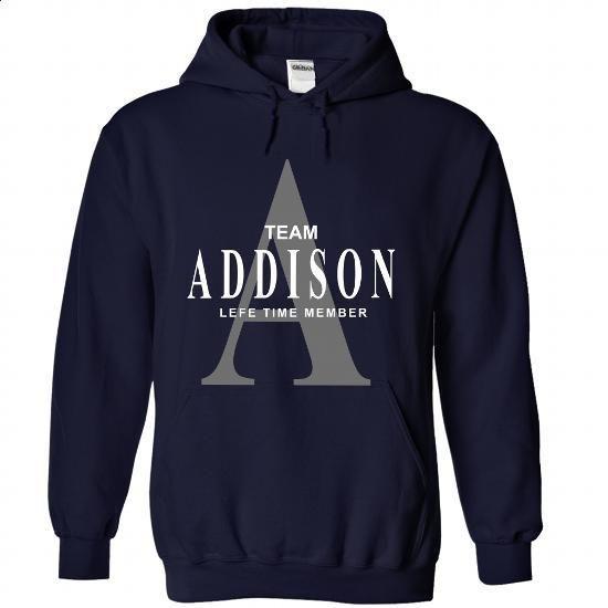ADDISON - #custom dress shirts #hooded sweatshirts. CHECK PRICE => https://www.sunfrog.com/Names/ADDISON-6570-NavyBlue-28035503-Hoodie.html?60505