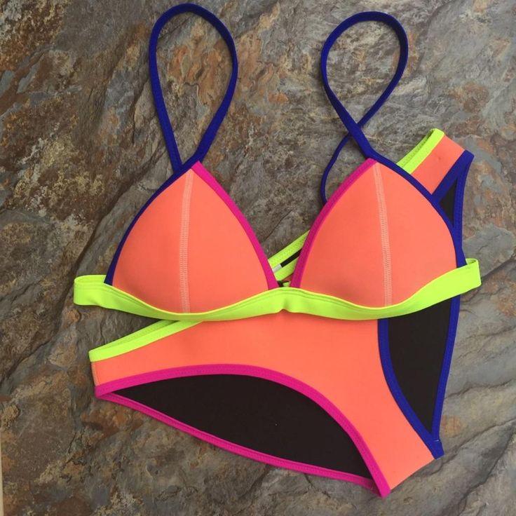 Pre Order Neon Bikini
