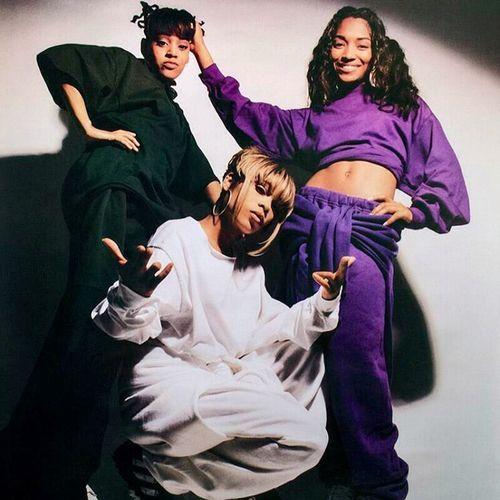 TLC - fave 90s girl group #tlc #idols #90s