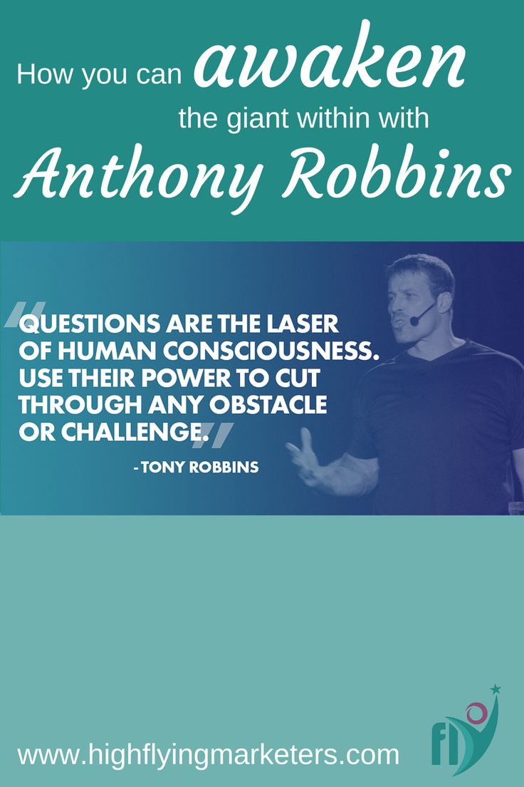 One of the first personal development books I read, was Unlimited Power by Anthony Robbins. After reading such an inspiring book, I read Awaken the Giant Within. As marketers, the better we understand human behaviour, and what motivates people to do what they do, the better we can engage with them, and influence them to do what we would like them to do.  In this post, I review Anthony Robbin's Awaken the Giant Within + give you a link to our free eBook: the Highflying Marketers Book List.