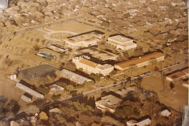 1970 Campus / Assumption Seminary (Roman Catholic) San Antonio, TX