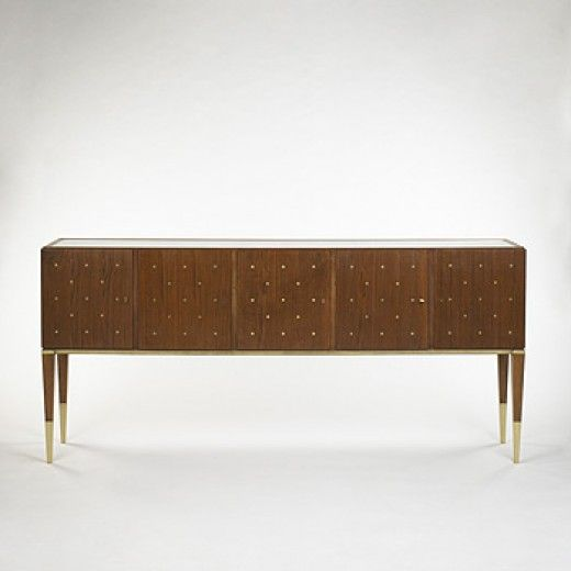 124: Paolo Buffa / sideboard < Modernist 20th Century, 22 May 2005 < Auctions | Wright
