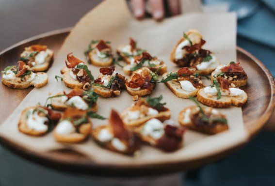 Wedding Appetizer Idea Wedding Food Jordan Katz Media Food