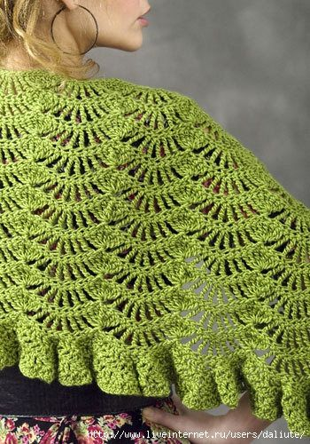 This is not in English, but if you crochet it is the most wonderful web page ...the Japanese and Russians have the most stunning patterns. I am learning how to read diagrams because of that. Now if I could just read Japanese.