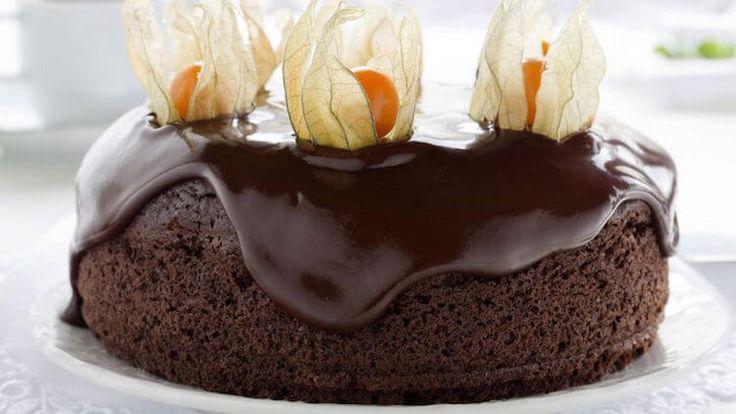9 tartas de chocolate. #chocolate #cake