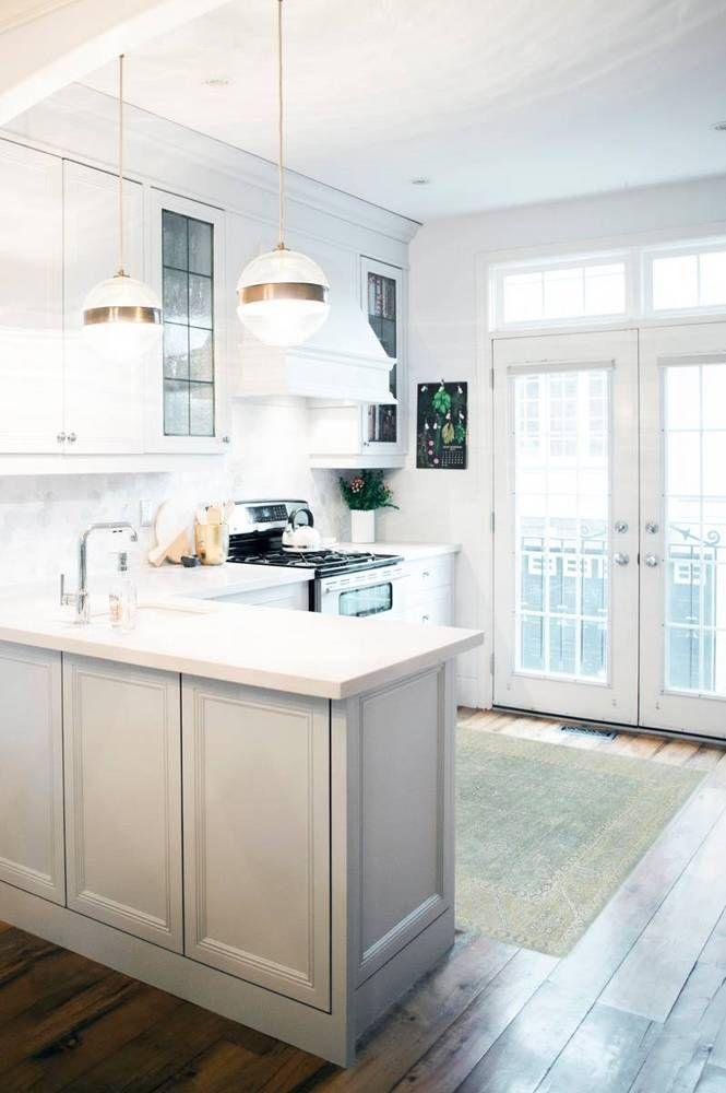 17 Best Ideas About L Shaped Kitchen On Pinterest