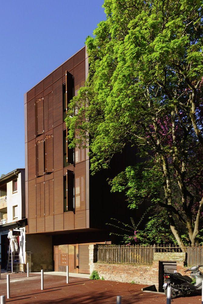 veredas.arq.br --- Pin Inspiração Veredas Arquitetura--- #project #architecture #arquitetura Gallery of Yaoitcha Residence / Taillandier Architectes Associés - 2