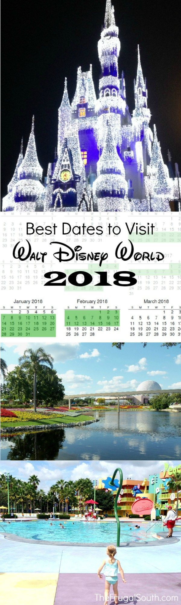 What time of year you visit Walt Disney World can have a HUGE impact on both the cost and quality of your vacation experience.The first piece of advice I
