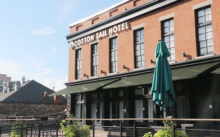 Savannah's River Street | The Cotton Sail Hotel. We made the #VirginAtlantic blog! Thanks for the writeup Stefanie! http://blog.virgin-atlantic.com/t5/Our-Places/A-neighbourhood-guide-to-Savannah-s-River-Street/ba-p/45734#.VgMBmWTBwXB