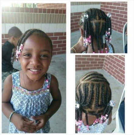 Hairstyles curly toddler african americans 21 Ideas