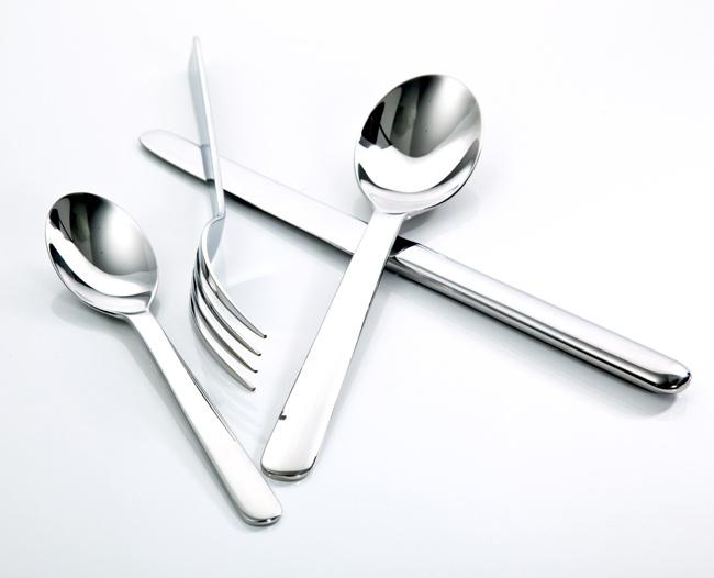 Royal VKB iD Cutlery Set by Scholten & Baijings, Set of 24