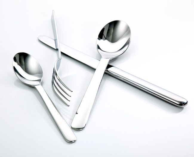 Royal VKB iD Cutlery Set by Scholten & Baijings, Set of 24