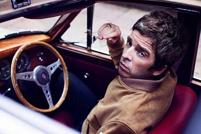 "— Noel Gallagher: I'm never going to write a song that connects with people as much as ""Don't Look Back in Anger"" has, but that doesn't stop me from going to the well every morning. I still think there's great songs out there that haven't been written yet. And I still think when I'm sitting down to finish off that song I'll come up with that line that turns it from a good song to a great song. #NoelGallagher"