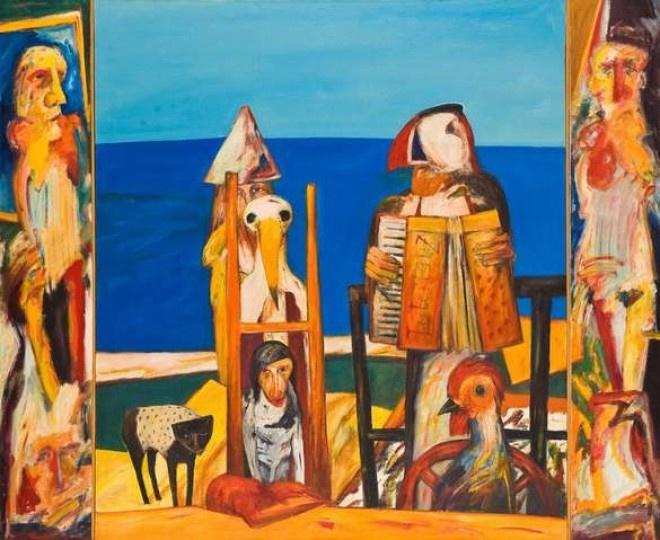 Zbiory Haliny Nałęcz na wystawie w Muzeum Narodowym w Gdańsku: http://rynekisztuka.pl/2013/04/19/kolekcja-halimy-nalecz-w-muzeum-narodowym-w-gdansku/