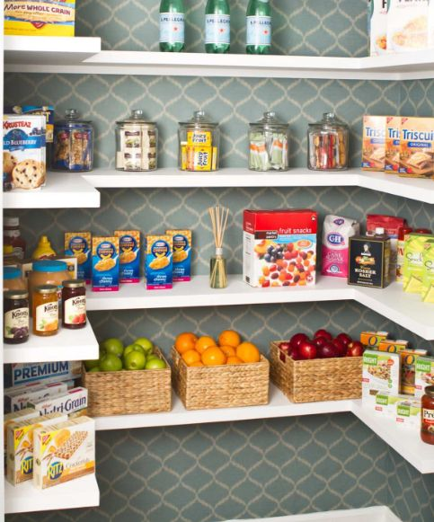 Easy kitchen organizing ideas!