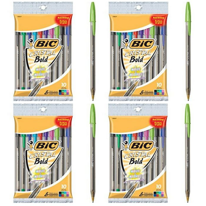 Bic Cristal Bold Pens Just $0.13 At Walmart!    http://feeds.feedblitz.com/~/383943240/0/groceryshopforfree/