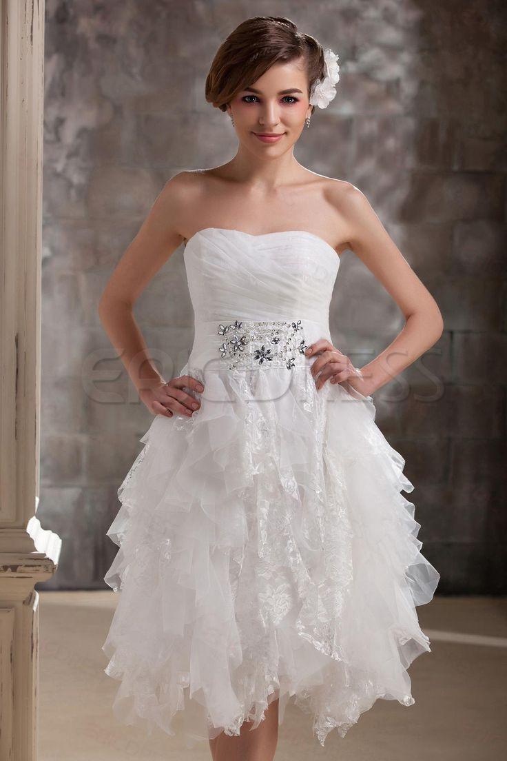 best bridal gowns images on pinterest wedding frocks short