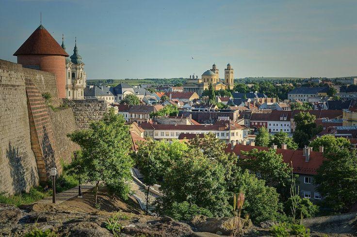 Egri vár - Fotó: Szinok Gábor