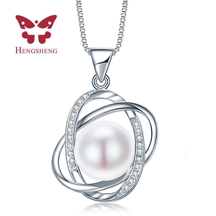 10-11mm Natural Pearl pendant necklace top quality necklace & pendant for women love gift new fine jewelry