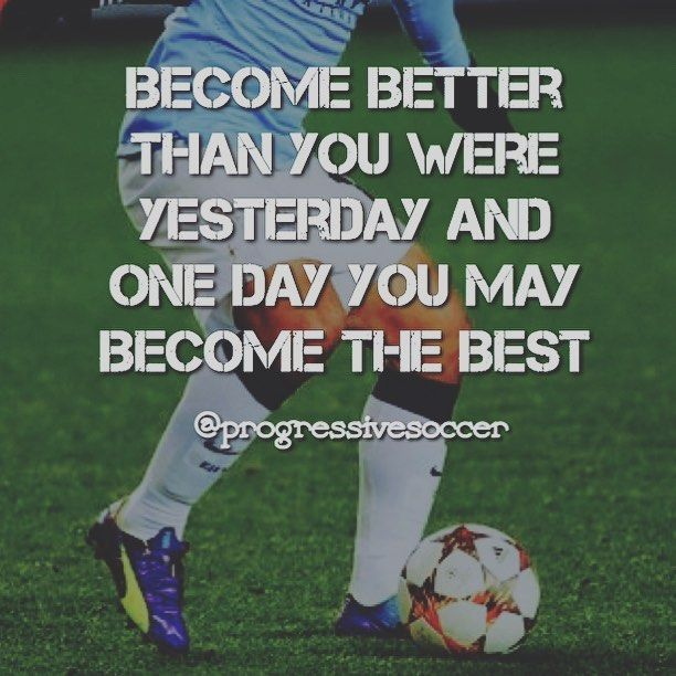 Best 25+ Inspirational Soccer Quotes Ideas On Pinterest
