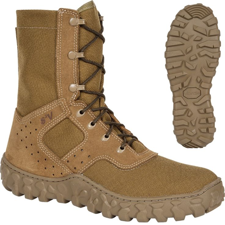 Rocky Men S Military Duty S2v Lightweight Jungle Boots