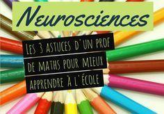 Neurosciences : les 3 astuces d'un prof de maths pour mieux apprendre à l'école