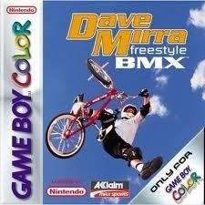 Dave Mirra Freestyle BMX - Game Boy Game