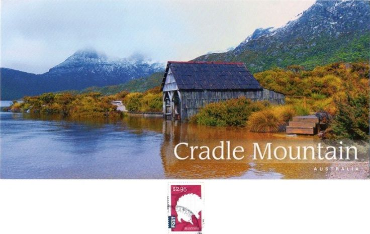 Swap - Arrived: 2017.01.03   ---   The Cradle Mountain is a mountain in the Central Highlands region of Tasmania, Australia. The mountain is situated in the Cradle Mountain-Lake St Clair National Park.