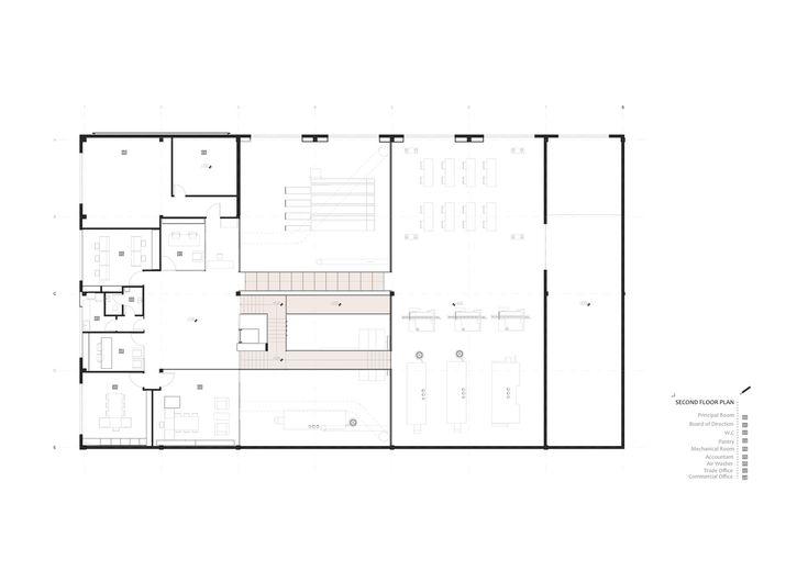 Gallery of Ario Choob Industrial Showroom & Office / Nextoffice - 28