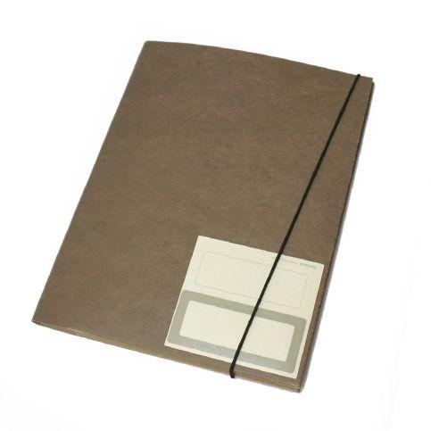 Gongjang | File A5 - Brown | 2.250KD | Made in Korea