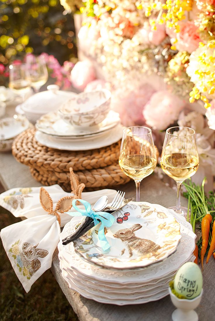 If You Cherished Classic Childhood Tales About Fluffy Tails Youll Adore Our Beautifully Crafted Porcelain Dinnerware From Pier