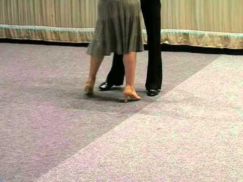 Základní taneční - Polka.mpg - YouTube