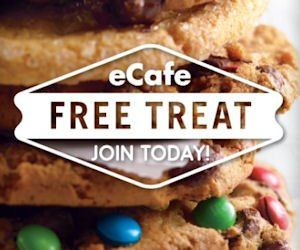 "You can join the Corner Bakery eCafe and receive a Free Freshly Baked Cookie!  Just click the ""Get a Free Sweet"" tab on the far left of their Facebook page and fill in the registration form to join!  Then hust watch your inbox for your Free Cookie Treat!! http://ifreesamples.com/get-free-cookie-corner-bakery-cafe/"