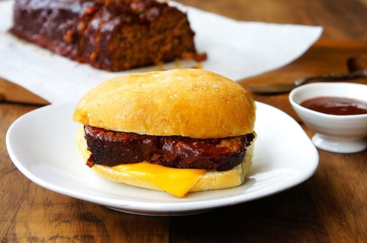 Meatloaf Sandwiches | seasaltwithfood | Recipes: Beefy | Pinterest