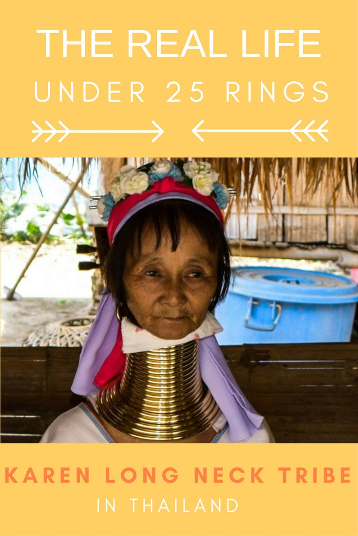 Learn more about Karen Long Neck Tribe in Northern Thailand. Is it ethical to visit them as a tourist attraction?