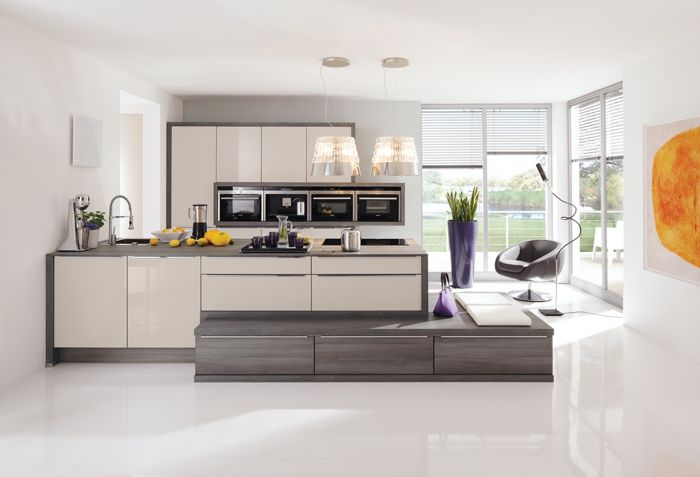 Nolte Kitchens | Cheshunt F.C., Showroom and Kitchens | {Nolte küchen sahara hochglanz 5}