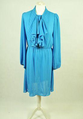Vintaeg sukienka