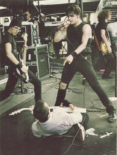 My Chemical Romance ~ Gee and Frank