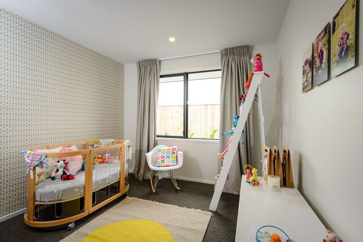 Baby's room! Comfort and fun in our Taranaki Showhome