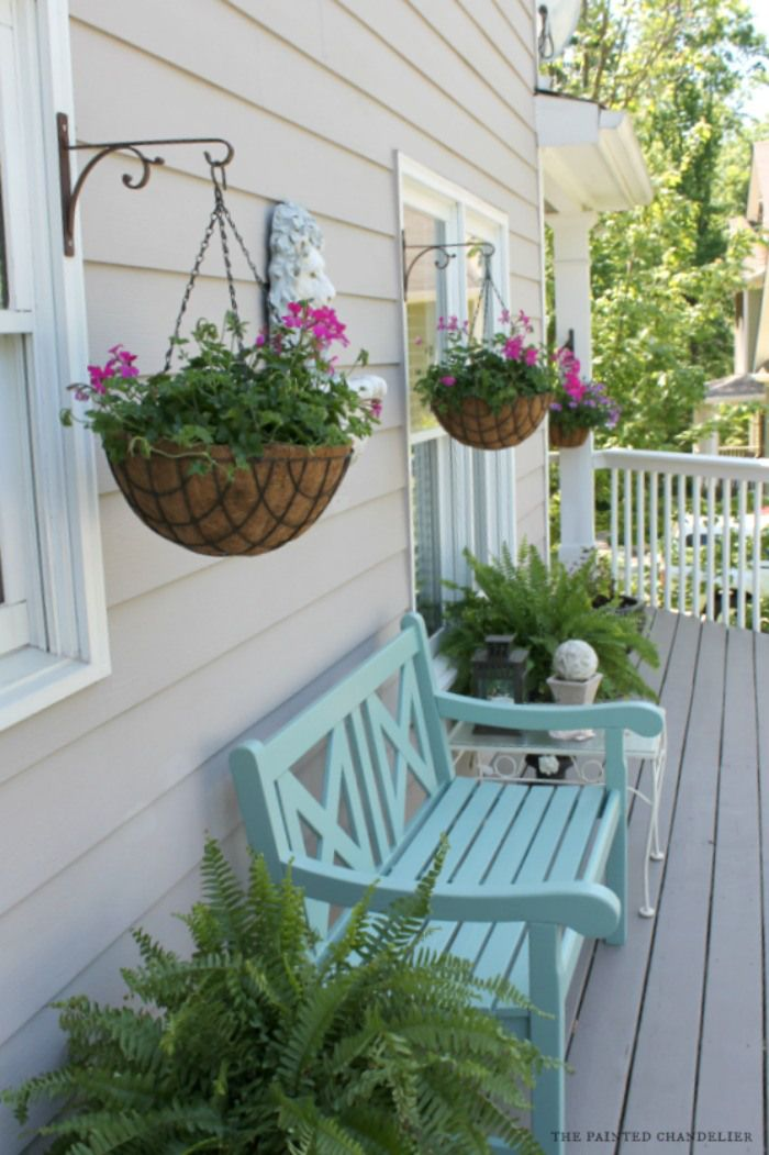 12 outdoor furniture makeovers easier than you think exterior rh pinterest com