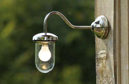 Stable light: Jim Lawrence