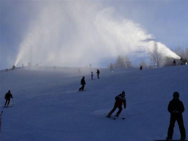 Narty z rodziną w Wierchomli - www.wierchomla.com.pl/stacja-narciarska-zima