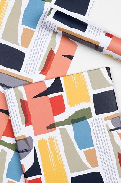print & pattern #abstract pattern design in bold colors and texture